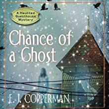 Chance of a Ghost Audiobook by E. J. Copperman Narrated by Amanda Ronconi
