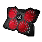 ⭐KLIM Wind Laptop Cooling Pad - The Most Powerful Slim PC Fan Cooler
