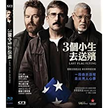 Last Flag Flying (Region A Blu-Ray) (Hong Kong Version / Chinese subtitled) 3個小生去送殯