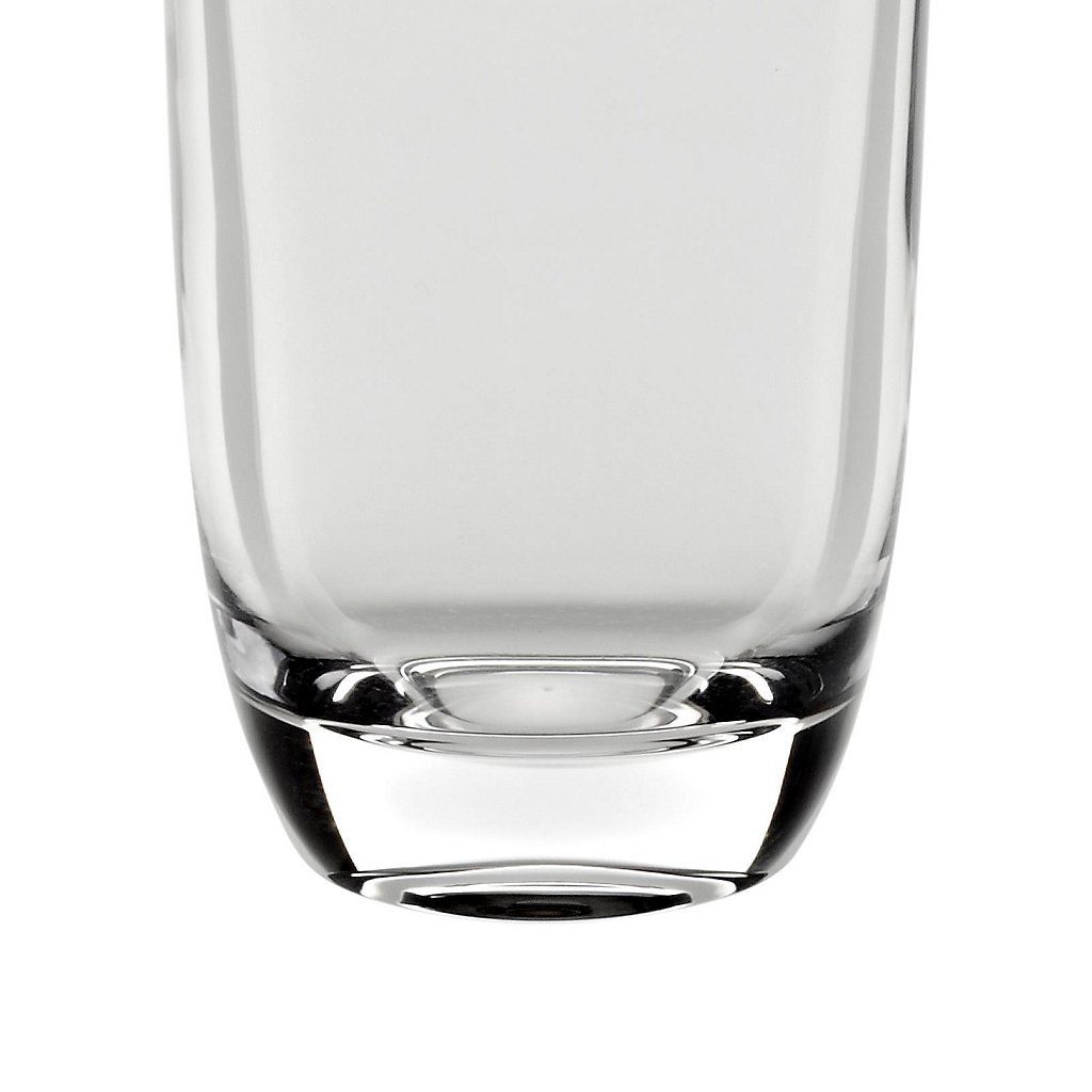 Drinking Glass, water glass ''Laguna Spirits'' 300ml, transparent, modern style, glass (GERMAN CRYSTAL powered by CRISTALICA) by CRISTALICA (Image #3)