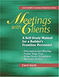 Meetings with Clients, Carol Smith, 0867185260