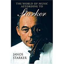 The World of Music According to Starker