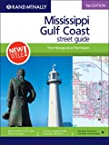 Mississippi Gulf Coast Street Guide, Rand Mcnally, 052886615X