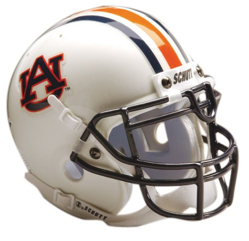 College Football Helmet Game (NCAA Auburn Collectible Mini Football Helmet)