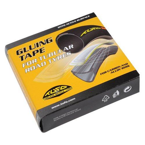 Tufo Tubular Road Bicycle Tire Rim Gluing Tape - GLUINGTAPE (Tire Tape Gluing Tubular)