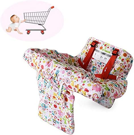 Shopping Cart Covers for Baby Baby Children Shopping Cart Cushion Dining Chair Cushion Protective Travel Portable Mat Cell Phone Storage / Shopping Cart Covers for Baby Baby Children Shopping Cart Cushion Dining Chair Cushion Prote...