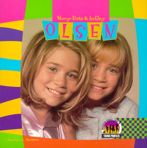 Mary-Kate and Ashley Olsen (Young - Kate And Brand Ashley Olsen Mary