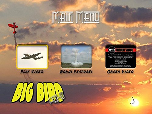 """""""2006 Big Bird Fly-In"""" Giant RC Airplanes and Jets"""