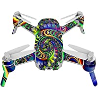 Skin For Yuneec Breeze 4K Drone – Acid | MightySkins Protective, Durable, and Unique Vinyl Decal wrap cover | Easy To Apply, Remove, and Change Styles | Made in the USA