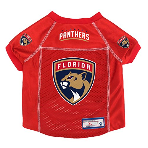 Littlearth NHL Florida Panthers Pet Jersey, XL