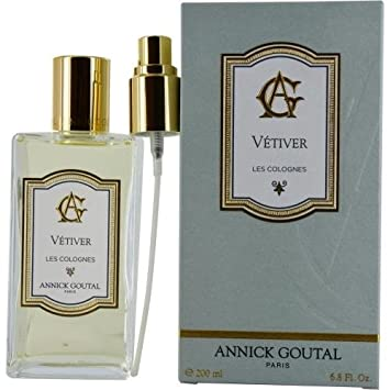 Annick Goutal Vetiver By For Women Les Colognes Spray 6.8 Oz