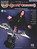 Ultimate Ozzy Osbourne Guitar Play-Along Vol. 64 BK/Online Audio