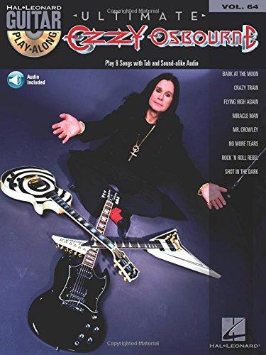Ozzy Osbourne: Guitar Play-Along Volume 64