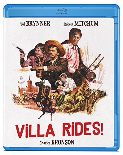 Villa Rides [Blu-ray]