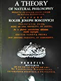 A Theory of Natural Philosophy, Boscovich, Roger J., 0262520036