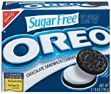 Nabisco Oreo Cookie, Sugar Free 6.75 Pz (Pack of 3)