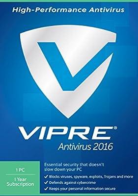 ThreatTrack Security VIPRE Antivirus 2016