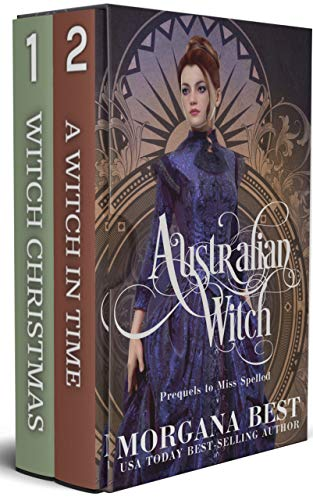 Australian Witch Box Set: Prequels to Miss Spelled: Two Witch Cozy Mysteries by [Best, Morgana]