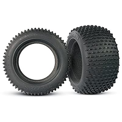 "Traxxas 5569 2.8"" Alias Tires with Foam Inserts (pair): Toys & Games"