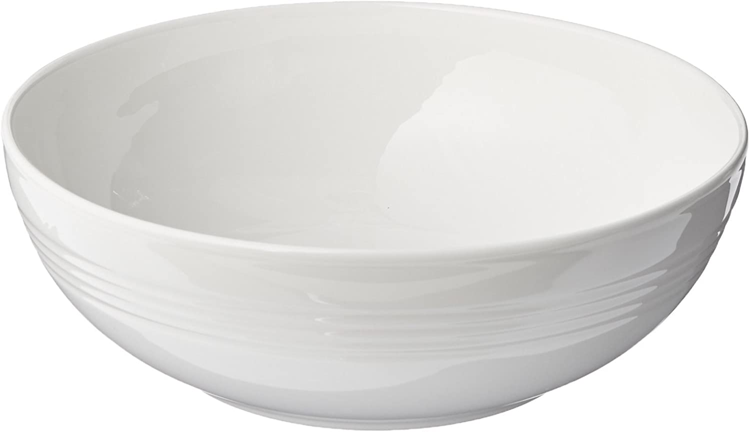 Lenox Tin Can Alley Small Serving Bowl, White - 811487