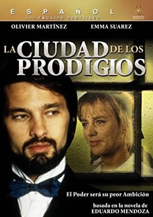 Amazon.com: La Ciudad de los Prodigios: Francois Marthouret, Emma ...