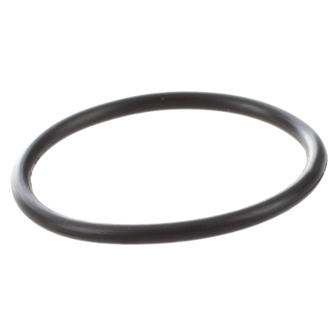 RETYLY 10 Piezas 32 mm x 2 mm Junta Torica Arandela de Sello de caucho flexible industrial