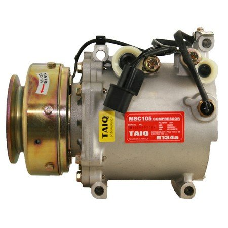 TCW 24160.101NEW A/C Compressor (New with Extra Quality C...