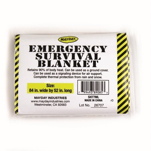May Day Industries SH77ML-50 Large Solar Blanket