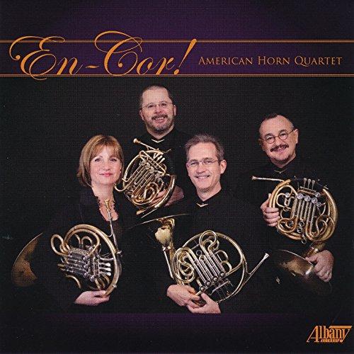 En-Cor! - American Horn Quartet