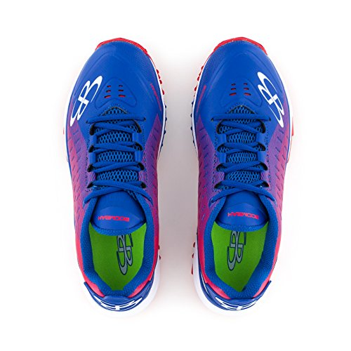 Boombah Men's Catalyst Turf Shoes - 14 Color Options - Multiple Sizes Royal/Red pay with paypal cheap online best store to get online tOHM8em