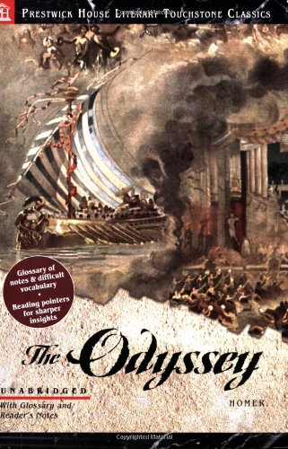 The Odyssey - Literary Touchstone edition