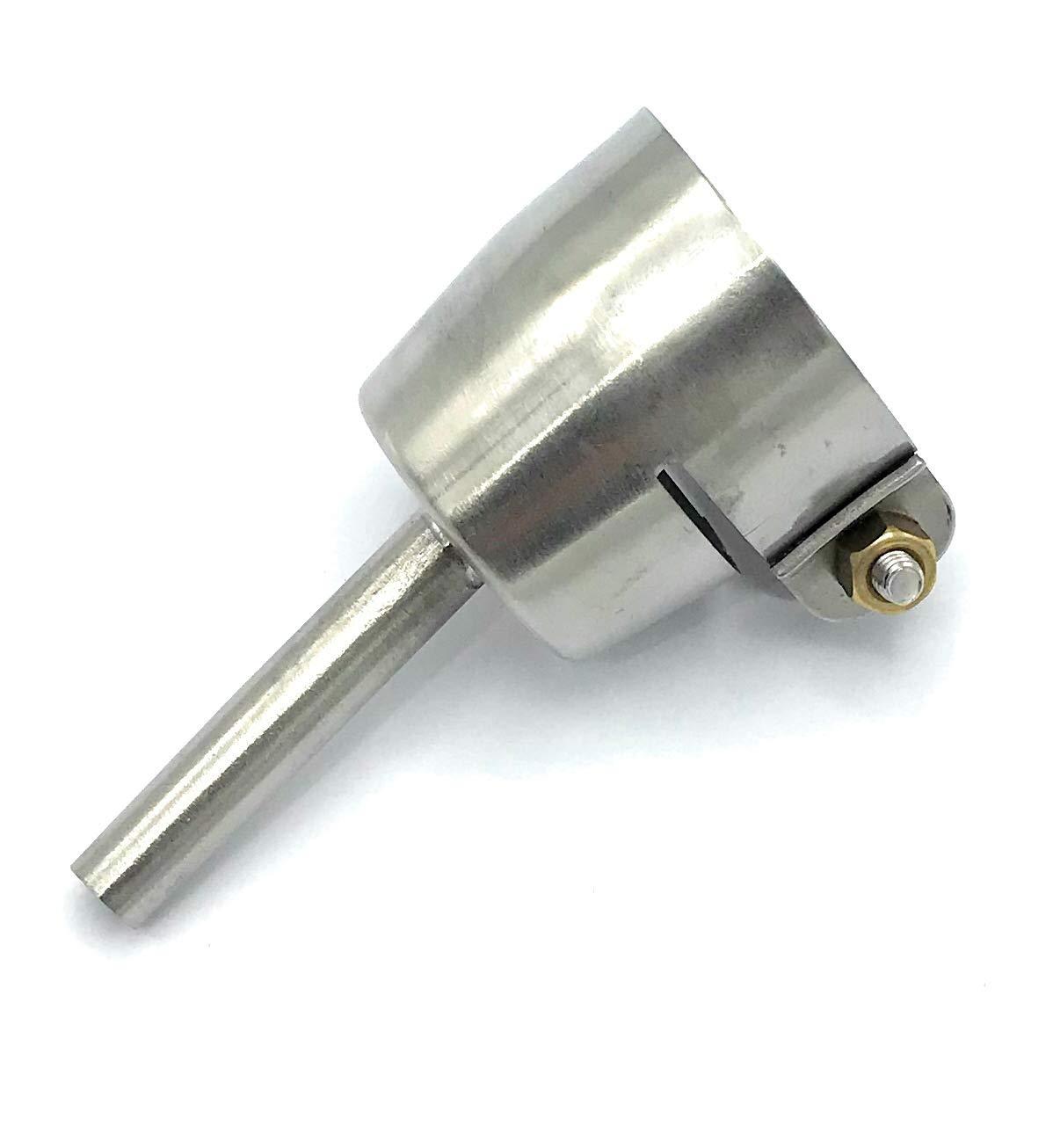 Leister - Boquilla de punta de lápiz para soldador de vinilo Leister: Amazon.es: Bricolaje y herramientas