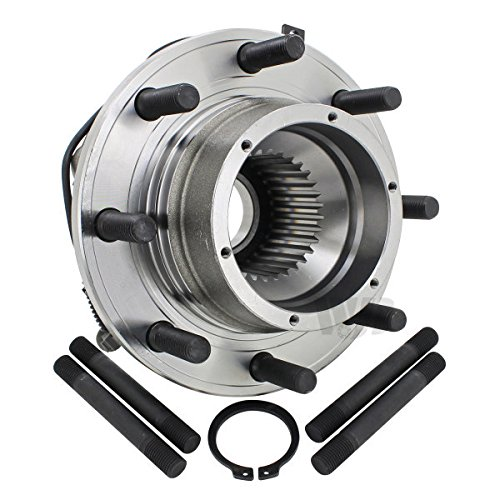 WJB WA515134 Front Wheel Hub Assembly//Wheel Bearing Module Cross Reference: Timken HA590440//Moog 515134 1 Pack