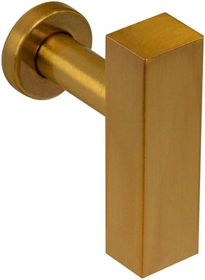 #1500 Ckp Brand Hampton Collection T-Knob, Amber Gold