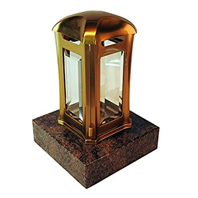 5 Aluminium nbsp;cmLampes Lumièr Un En Designgrab Avec Green 20 Lampe Ancien Funéraire Socle Olive Aspect Dans De Tombe Vert Cimetière nbsp;x Et Granit HIYWD9beE2