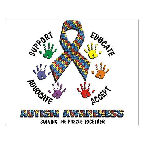 CafePress - Autism Awareness - 16