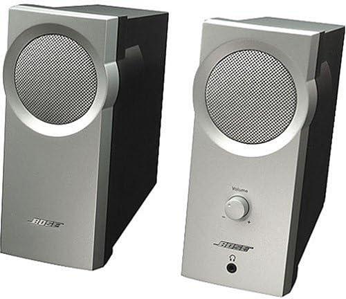 Bose Companion 2 Multimedia Desktop Speakers For Computer
