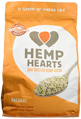 Manitoba Harvest Hemp Heart Raw Shld Seeds