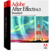 Adobe After Effects 6.5 Standard Upgrade