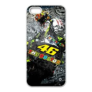 JIANADA Motorcycle Phone Case for iPhone 5S Case