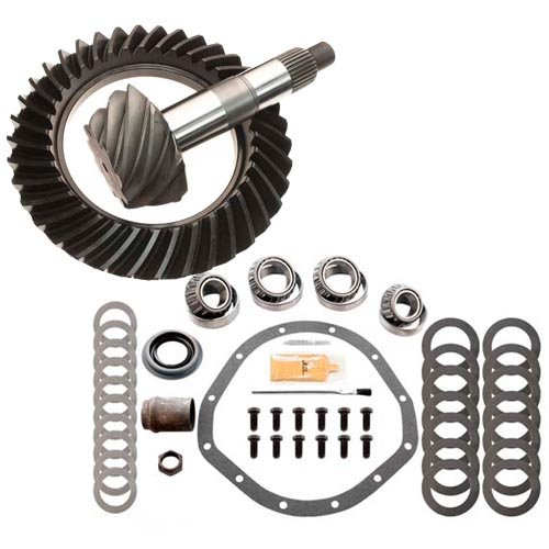 Installation Kit 12 Bolt (RICHMOND EXCEL 3.08 RING AND PINION & MASTER INSTALLATION KIT - GM 12 BOLT TRUCK)