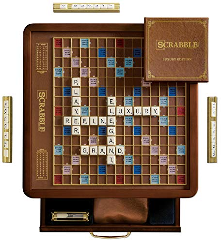 WS Game Company Scrabble