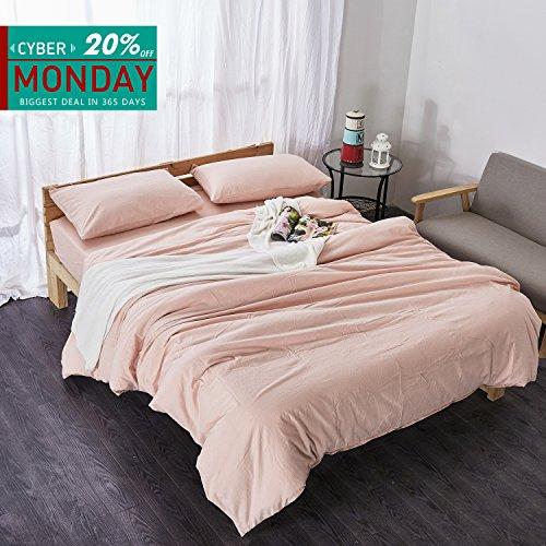 hotel bedding pink - 6