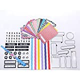 3SumLife Scratbook Organ Photo Album Polaroid Linen Great for Craft Paper Anniversary Gifts Wedding Guest Book Mothers