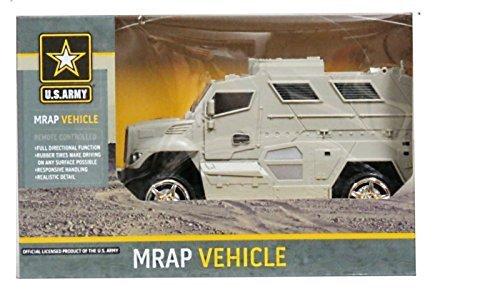 U.S. Army RC MRAP Vehicle