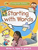 Starting with Words, Anne Rooney, 1595661085