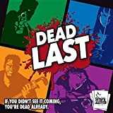 Dead Last Card Game