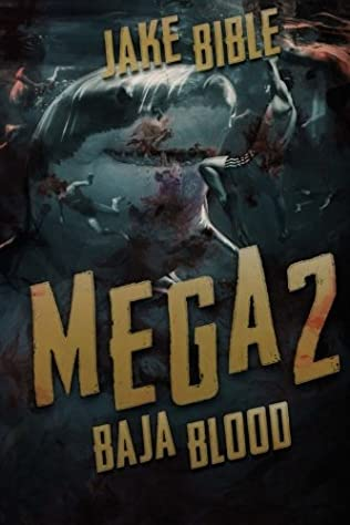 book cover of Baja Blood