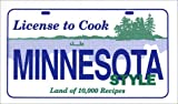 License to Cook Minnesota Style, Gerry Kangas, 1572160284