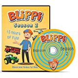 Blippi - Season 2 DVD - Educational Videos for Toddlers